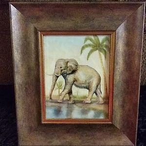 🐘 Framed Wall Art🐘 ELEPHANT
